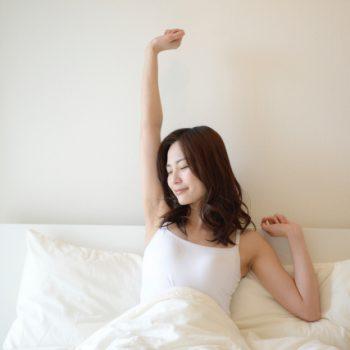 朝すっきりと目覚めるための3つのコツ