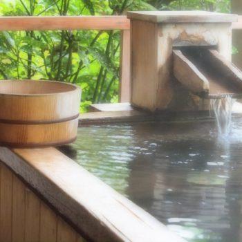 美人になる温泉の選び方。泉質と効能