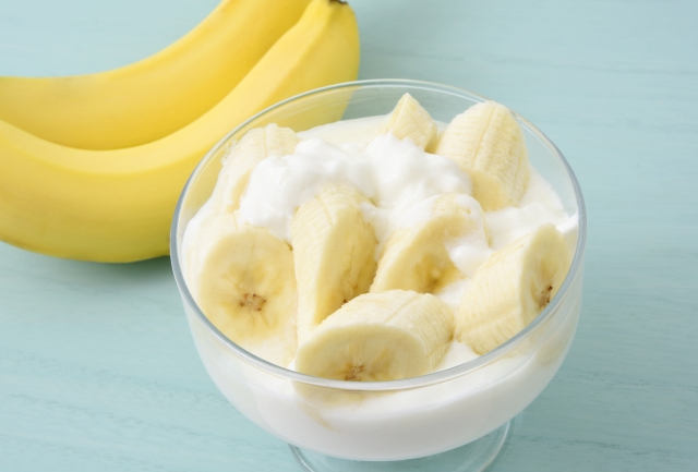 トリプトファン豊富なバナナ