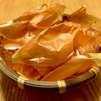 玉ねぎの皮に多く含まれているケルセチンの抗酸化作用