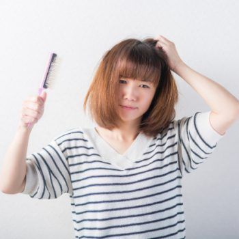 パサパサ髪からしっとり髪になる方法