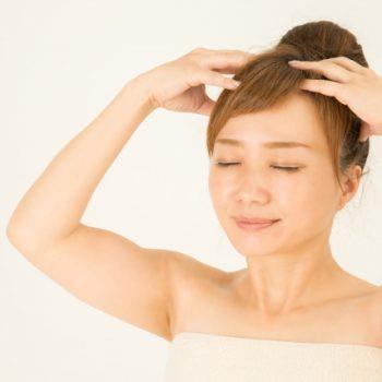 頭皮マッサージで美髪になる!自宅で簡単にできる頭皮マッサージの方法