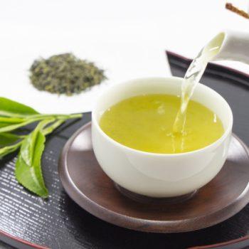 肌改善に効果あり!栄養の宝庫お茶の主成分カテキン