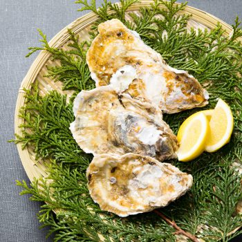 今話題の「亜鉛」を豊富に含む食材!牡蠣を食べて美肌づくり